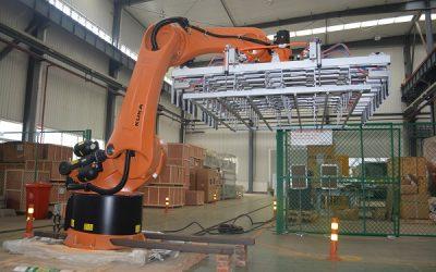 Robot xếp gạch Yaskawa 500kg