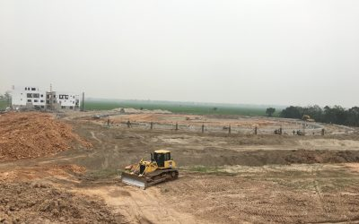 Cập nhật tình hình dự án lò xoay Phú Thọ