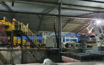 Nghệ An: Nhà máy gạch tuyen hiện đại nhất đi vào hoạt động